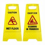 Caution Sign Board CIP-WF-WIP C-208