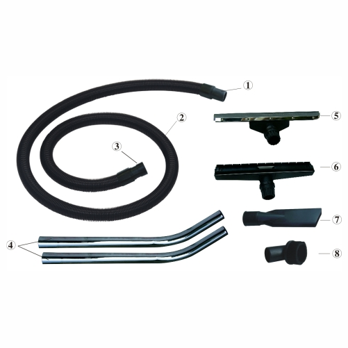 30-60-80 ltr accessories