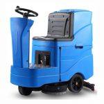 RIDE ON SCRUBBER DRYER (M-103)